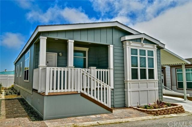 201 Five Cities Drive #93, Pismo Beach, CA 93449 (#SP17167807) :: Pismo Beach Homes Team