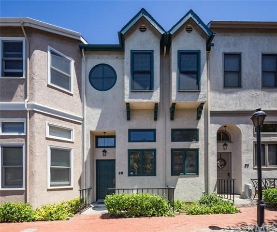 1106 Oceanaire Drive #20, San Luis Obispo, CA 93405 (#NS17167049) :: RE/MAX Estate Properties