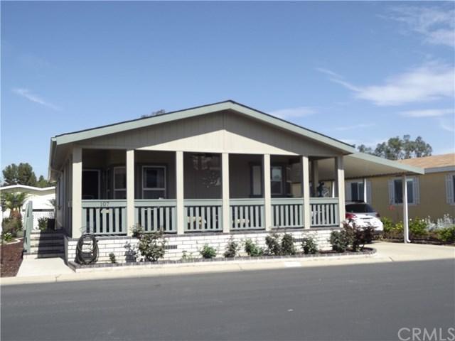 15111 Pipeline Avenue #107, Chino Hills, CA 91709 (#TR17168083) :: Provident Real Estate