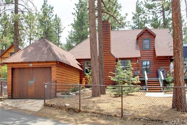 408 Garrick Way, Big Bear, CA 92314 (#PW17165723) :: Group 46:10 Orange County