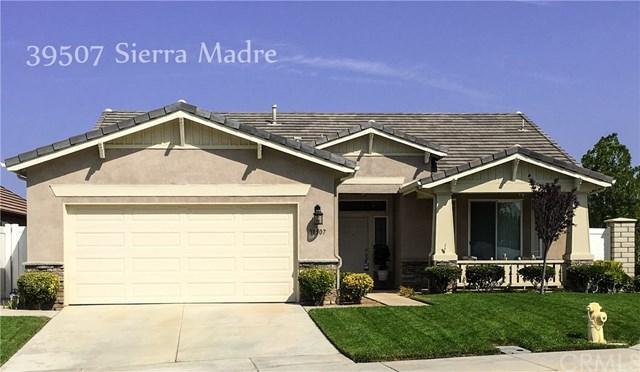 39507 Sierra Madre Drive, Murrieta, CA 92563 (#SW17168520) :: Dan Marconi's Real Estate Group