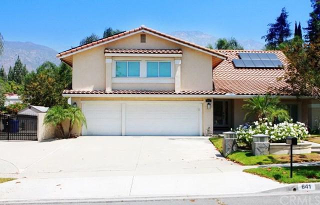 641 Trail View Court, Upland, CA 91784 (#WS17168458) :: Mainstreet Realtors®