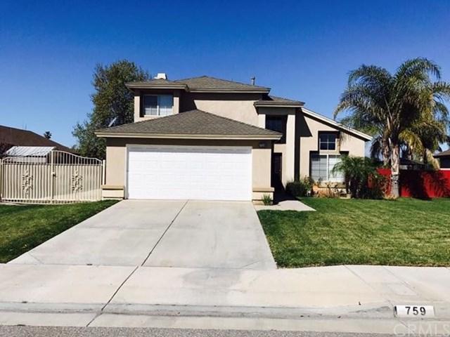 759 Blake Road, Riverside, CA 92501 (#CV17168703) :: Dan Marconi's Real Estate Group