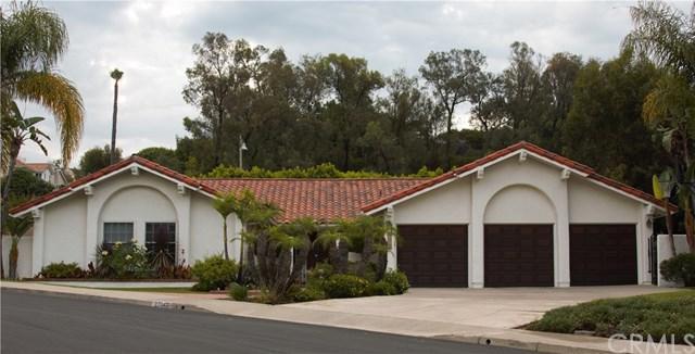 27042 La Paja Lane, Mission Viejo, CA 92691 (#OC17164686) :: Mainstreet Realtors®