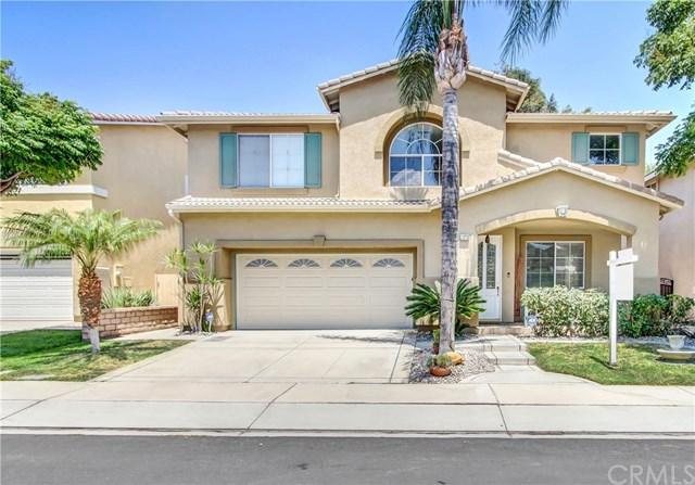 11670 Declaration Drive, Rancho Cucamonga, CA 91730 (#CV17168974) :: Mainstreet Realtors®