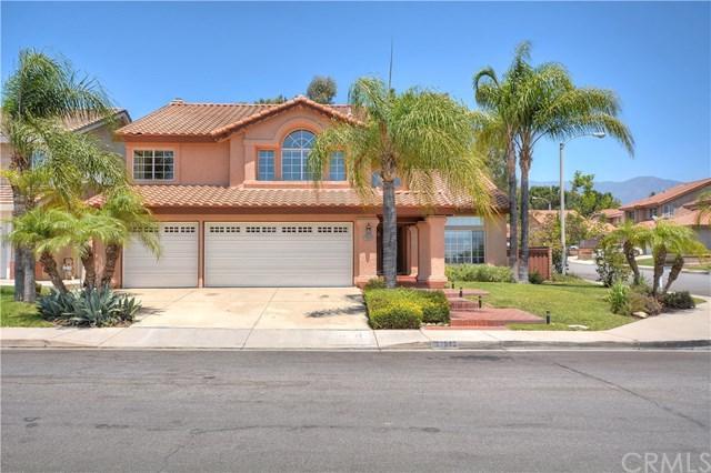 11642 Messina Court, Rancho Cucamonga, CA 91701 (#CV17169340) :: Mainstreet Realtors®