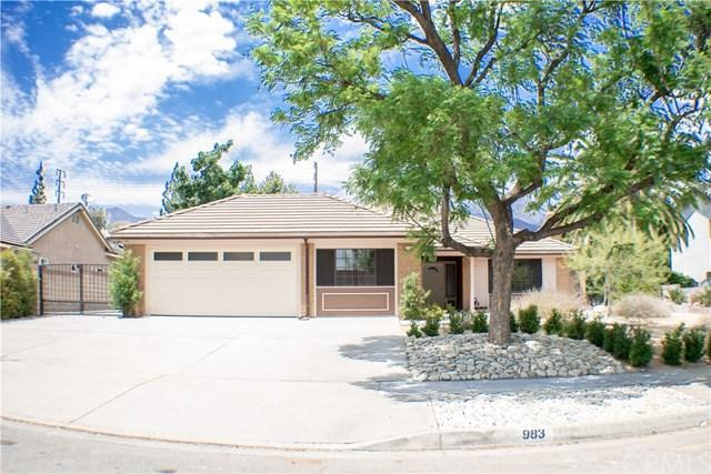 983 Kenwood Street, Upland, CA 91784 (#CV17168263) :: Mainstreet Realtors®