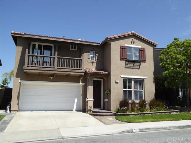 15 Arborside Way, Mission Viejo, CA 92692 (#OC17169849) :: Mainstreet Realtors®