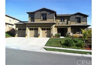 8134 Sunset Rose Drive, Corona, CA 92883 (#IV17170824) :: Mainstreet Realtors®