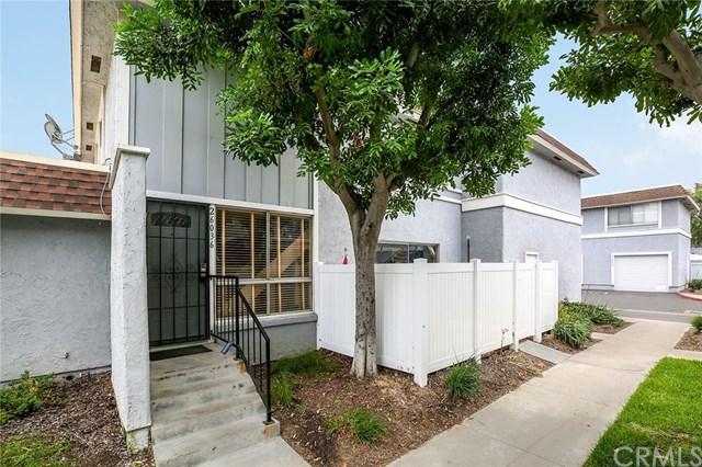 26036 Via Pera B2, Mission Viejo, CA 92691 (#OC17169426) :: Mainstreet Realtors®