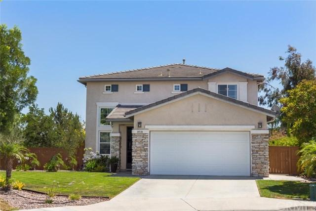31538 Sunningdale Drive, Temecula, CA 92591 (#SW17173615) :: The Val Ives Team