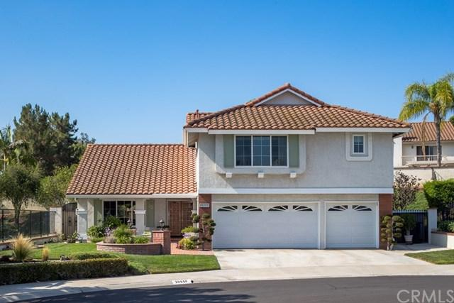 20550 Via El Tajo, Yorba Linda, CA 92887 (#PW17176291) :: The Darryl and JJ Jones Team