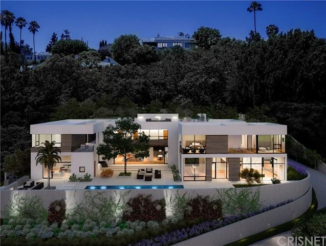 11001 W Sunset Boulevard, Bel Air, CA 90049 (#SR17178889) :: TruLine Realty