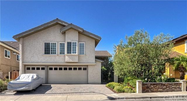 25181 Linda Vista Drive, Laguna Hills, CA 92653 (#OC17181177) :: Berkshire Hathaway Home Services California Properties