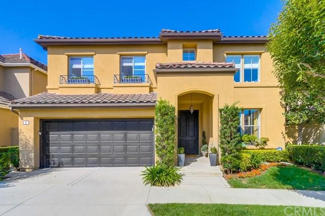 8 Trouville, Newport Coast, CA 92657 (#OC17183644) :: Fred Sed Realty
