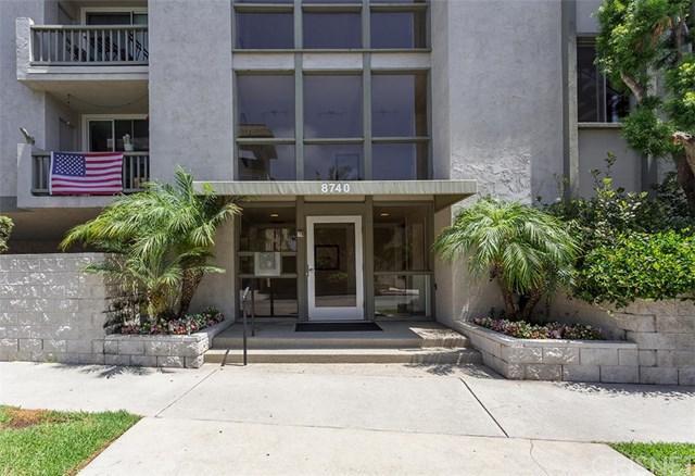 8740 Tuscany Avenue #112, Playa Del Rey, CA 90293 (#SR17184579) :: Erik Berry & Associates