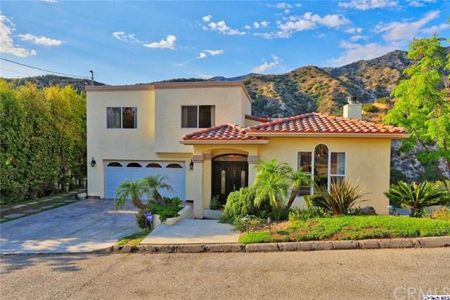 6103 Sister Elsie Drive, Tujunga, CA 91042 (#317005819) :: The Brad Korb Real Estate Group