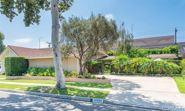 12865 Martha Ann Drive, Rossmoor, CA 90720 (#PV17183607) :: Kato Group