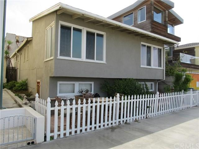 2416 The Strand, Manhattan Beach, CA 90266 (#SB17185123) :: Keller Williams Realty, LA Harbor
