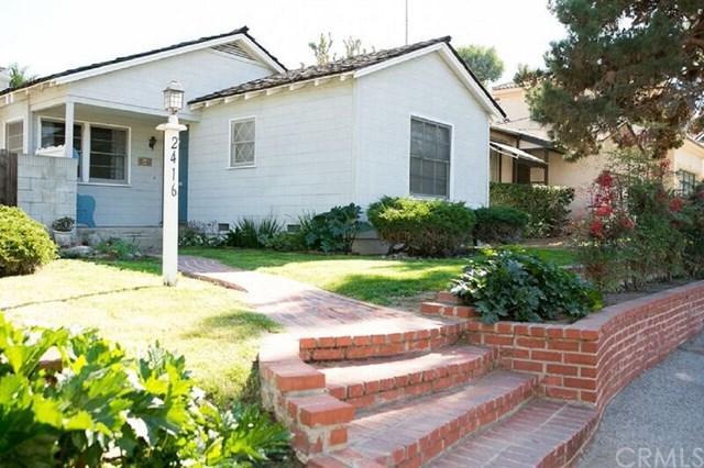 2416 Pine Avenue, Manhattan Beach, CA 90266 (#SB17186446) :: Keller Williams Realty, LA Harbor