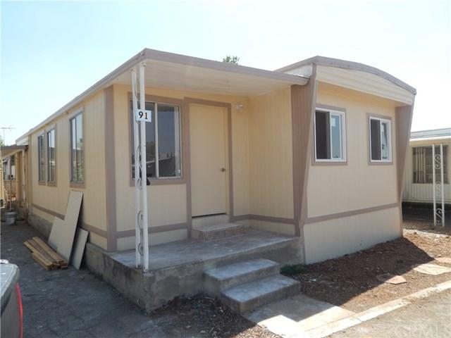 12941 2ND ST #91, Yucaipa, CA 92399 (#EV17187125) :: Angelique Koster