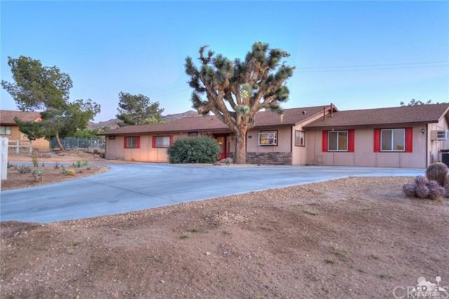 8758 Alaba Avenue, Yucca Valley, CA 92284 (#217021818DA) :: Fred Sed Group