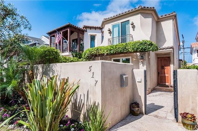 517 Eucalyptus Drive, El Segundo, CA 90245 (#SB17185899) :: Erik Berry & Associates