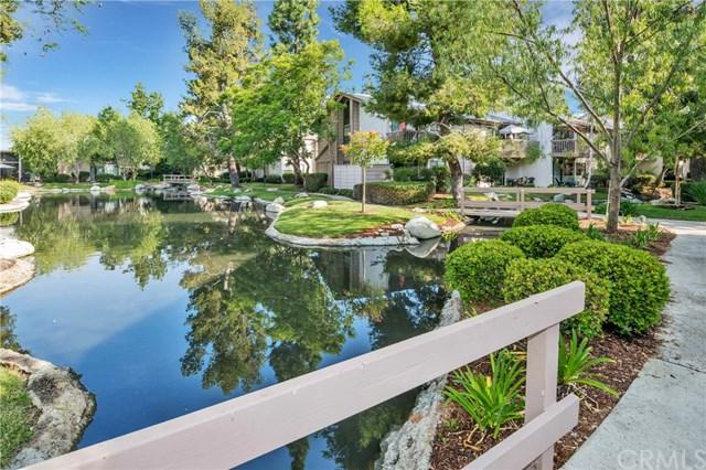 26701 Quail Creek #136, Laguna Hills, CA 92656 (#OC17187510) :: Fred Sed Realty