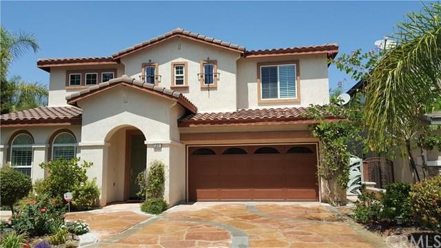 5801 E Camino Manzano, Anaheim Hills, CA 92807 (#PW17187439) :: Ardent Real Estate Group, Inc.
