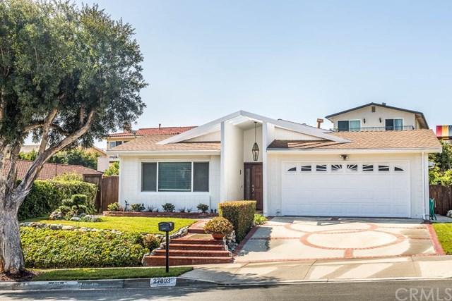 27803 Longhill Drive, Rancho Palos Verdes, CA 90275 (#SB17188464) :: Keller Williams Realty, LA Harbor