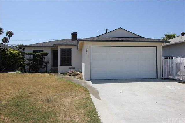 1120 W 148th Street, Gardena, CA 90247 (#DW17188633) :: Keller Williams Realty, LA Harbor