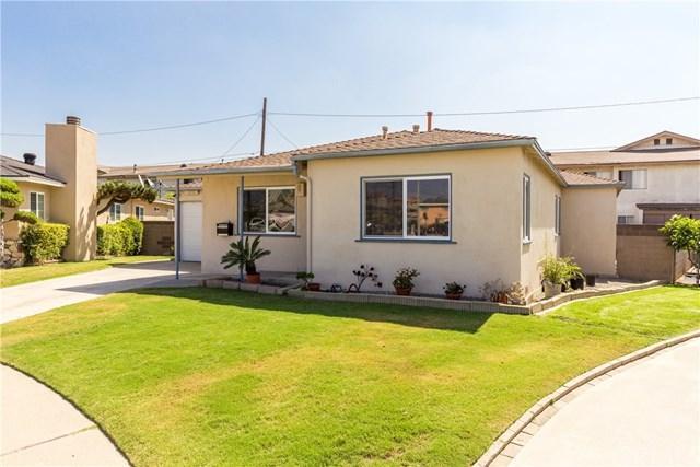 1436 W 168th Street, Gardena, CA 90247 (#SB17188842) :: Fred Sed Realty