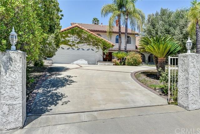 2177 W Silver Tree Road, Claremont, CA 91711 (#OC17183570) :: RE/MAX Masters