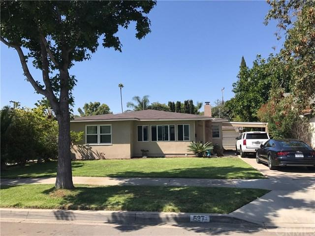 537 E Sycamore Avenue, Orange, CA 92866 (#PW17189263) :: Ardent Real Estate Group, Inc.