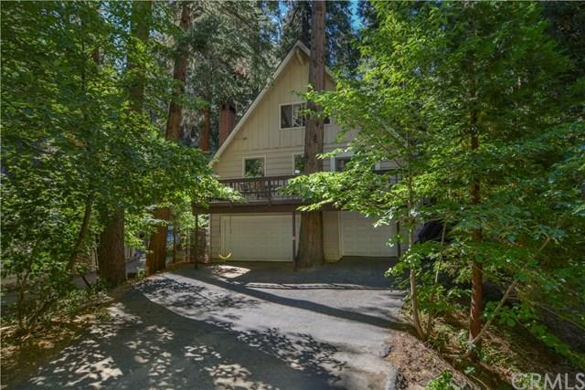 427 Cottage Grove Road, Lake Arrowhead, CA 92352 (#EV17189406) :: Angelique Koster
