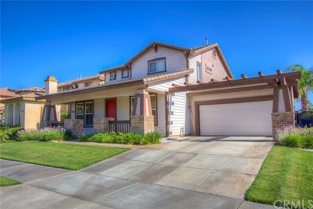 11519 Deerfield Drive, Yucaipa, CA 92399 (#CV17189363) :: RE/MAX Estate Properties