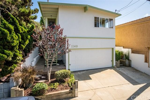 1140 7th Place, Hermosa Beach, CA 90254 (#SB17188337) :: Erik Berry & Associates