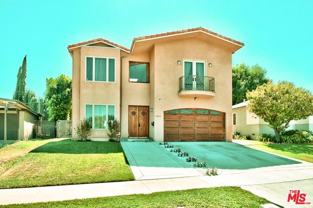 17822 Rhoda Street, Encino, CA 91316 (#17261442) :: Fred Sed Realty