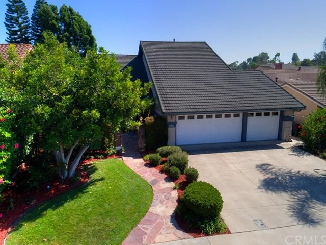24912 Hendon Street, Laguna Hills, CA 92653 (#OC17184373) :: Fred Sed Realty