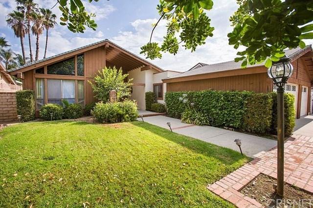 17041 Calahan Street, Northridge, CA 91325 (#SR17189918) :: The Brad Korb Real Estate Group