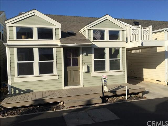 23 Cabrillo Street #97, Newport Beach, CA 92663 (#NP17179248) :: Fred Sed Realty