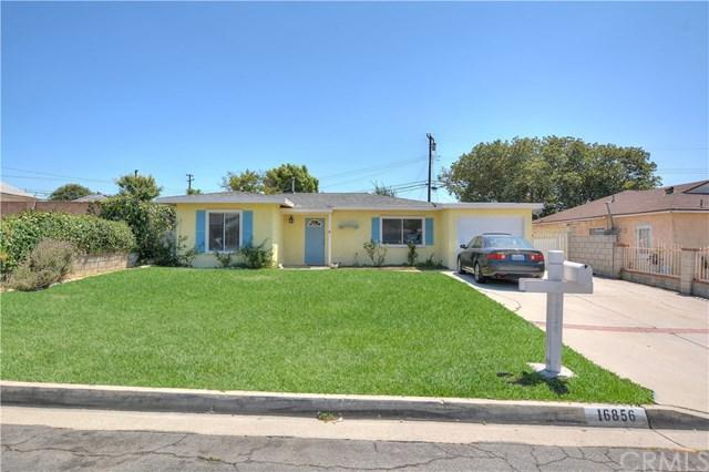 16856 Turk Drive, La Puente, CA 91744 (#CV17188551) :: RE/MAX Masters