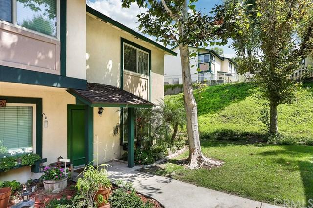 1776 N Cedar Glen Drive #192, Anaheim Hills, CA 92807 (#OC17189324) :: Ardent Real Estate Group, Inc.
