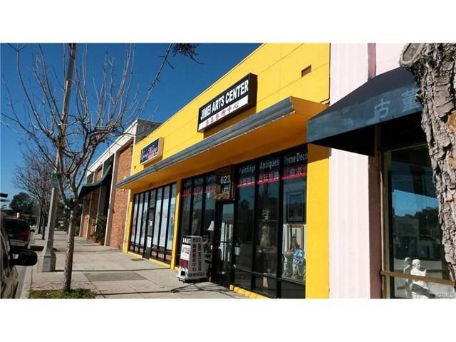 623-625 W Las Tunas Drive, San Gabriel, CA 91776 (#WS17190395) :: Carrington Real Estate Services
