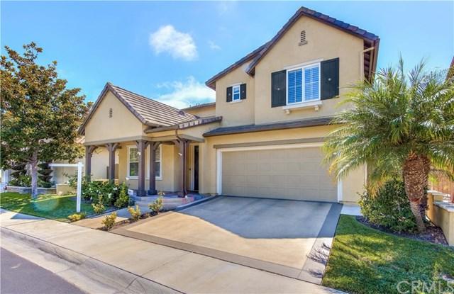 1557 Amberleaf, Costa Mesa, CA 92626 (#LG17190428) :: RE/MAX New Dimension