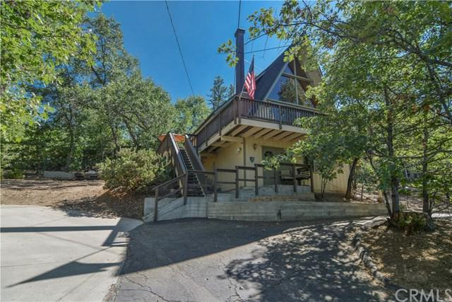 28173 North Bay Road, Lake Arrowhead, CA 92352 (#EV17190628) :: Angelique Koster