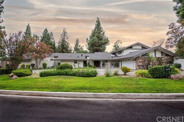 9715 Tunney Avenue, Northridge, CA 91324 (#SR17188601) :: The Brad Korb Real Estate Group