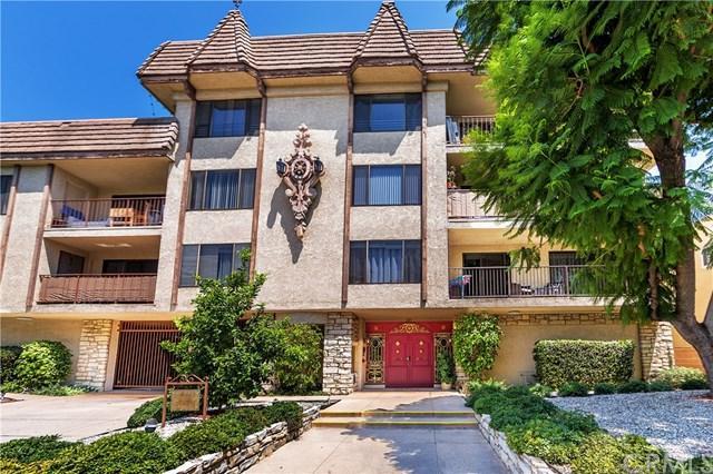 321 E Stocker Street #105, Glendale, CA 91207 (#BB17190729) :: The Brad Korb Real Estate Group