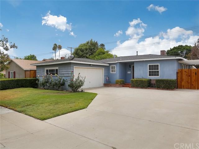7327 Ruffner Avenue, Lake Balboa, CA 91406 (#BB17191024) :: The Brad Korb Real Estate Group