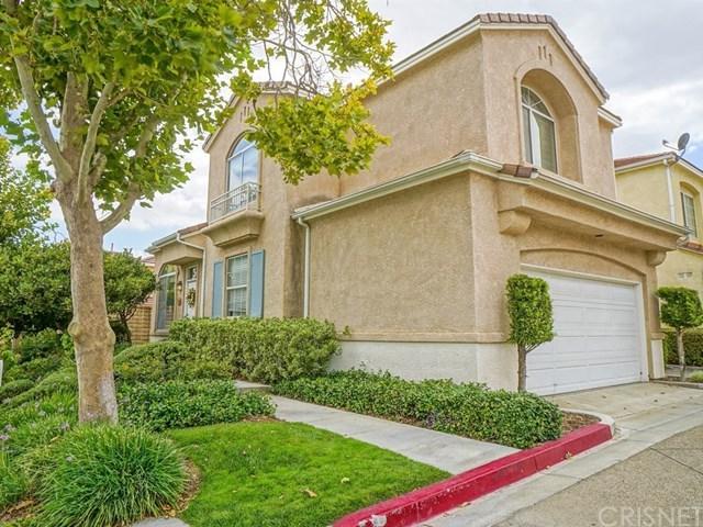 27865 Skycrest Circle #21, Valencia, CA 91354 (#SR17190862) :: The Brad Korb Real Estate Group